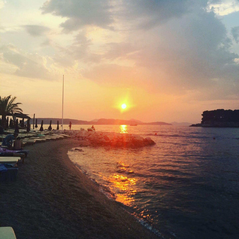 coral beach club, Dubrovnik