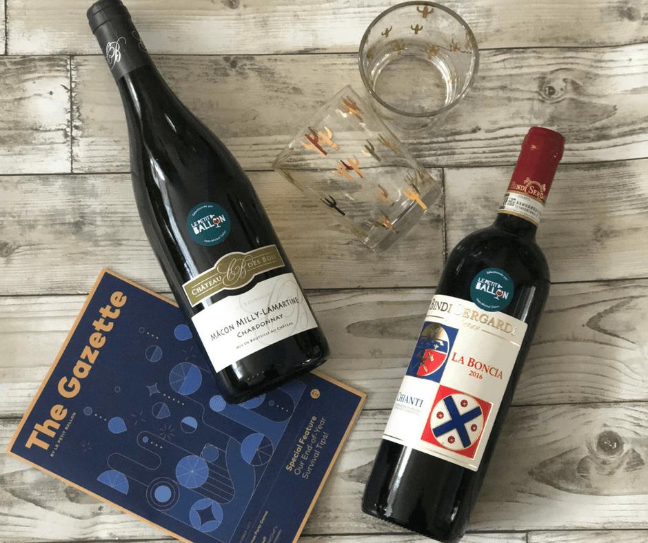 Le Petit Ballon Wine Subscription Box Review | Lifestyle