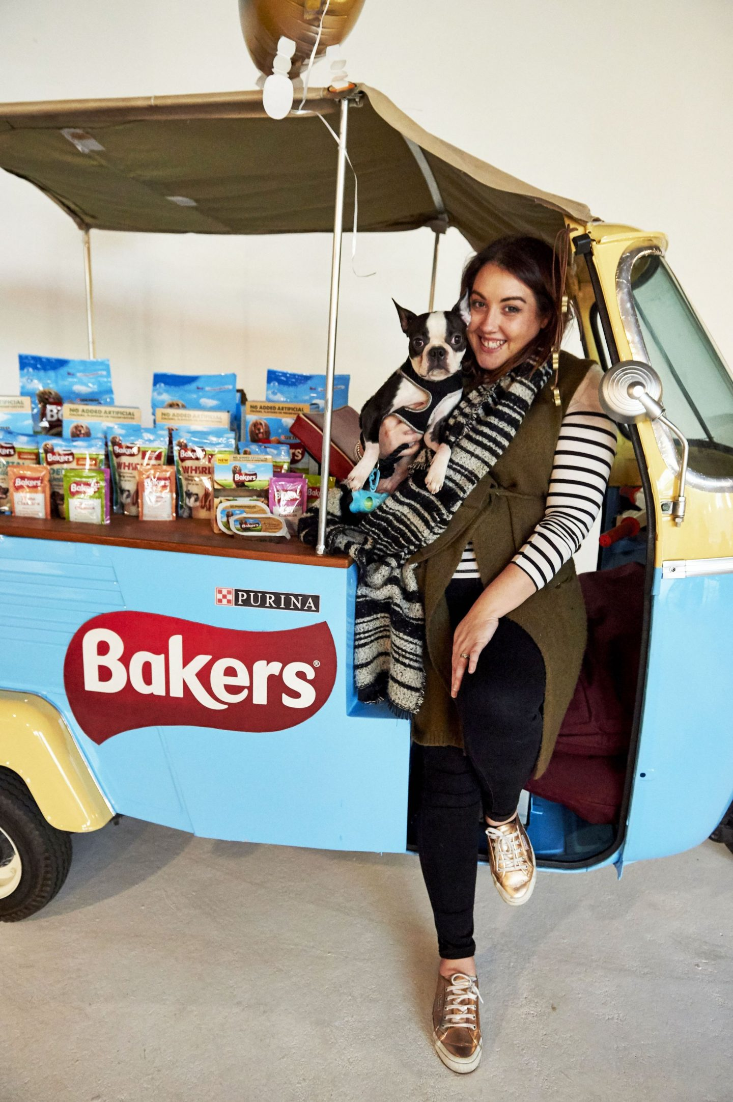 Bruno goes behind the scenes with Bakers #AD | Lifestyle
