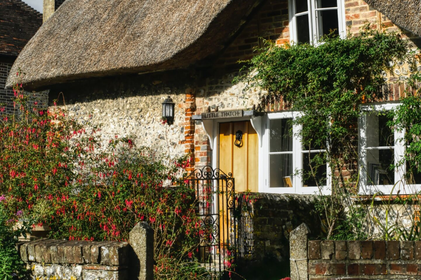 Buying your first home. If it was a lovely quaint cottage that no first time buyer could really afford.