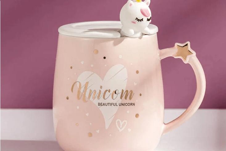 Win A Pink Unicorn Mug | Lifestyle