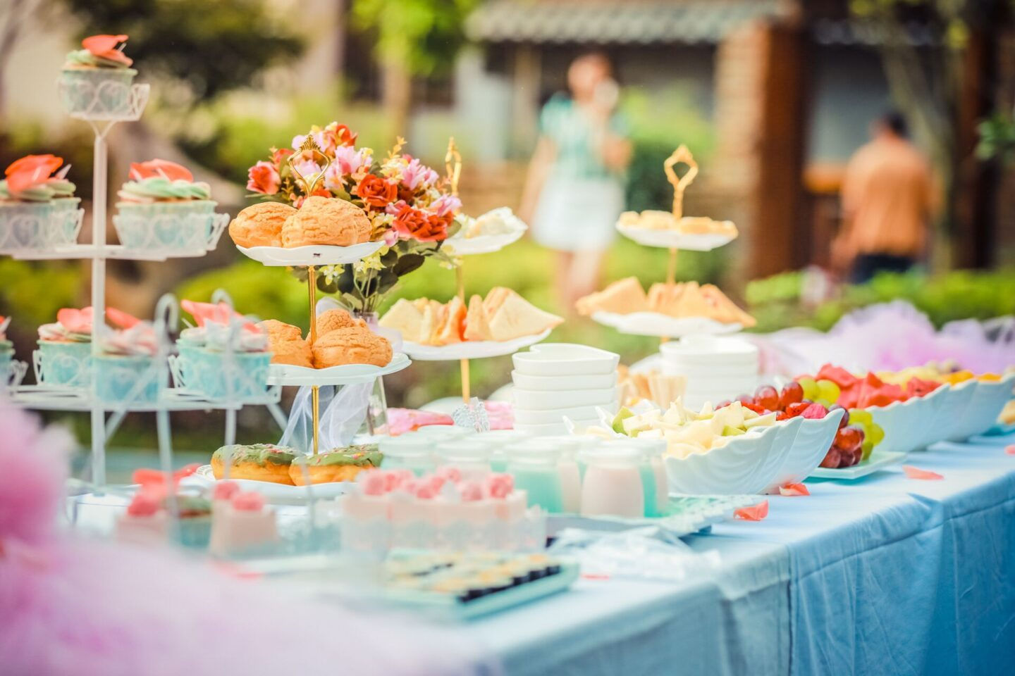Tips For Planning A Garden Party | Lifestyle