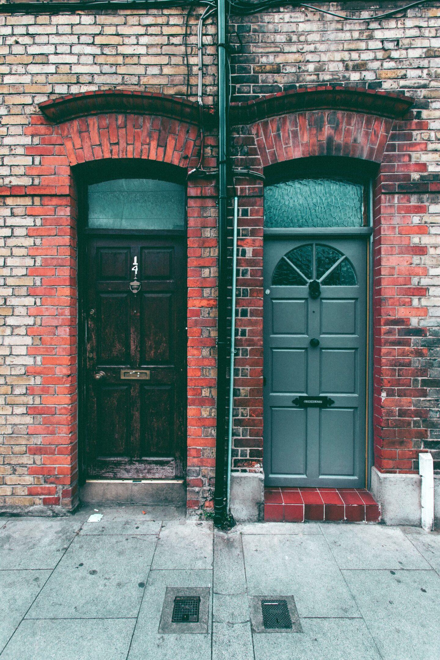 Updating my flat - new door